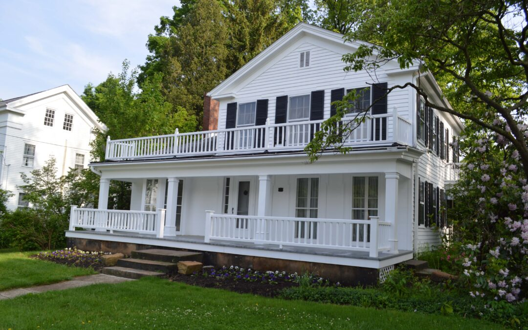 Garfield Robbins Home-Hiram College