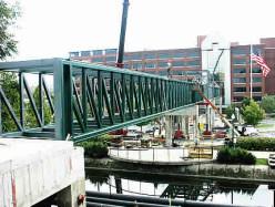 Award for AES Campus Pedestrian Bridge