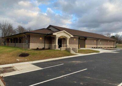 Cuyahoga Falls Law Enforcement Training Center