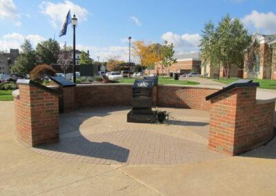 Cuyahoga Falls FOP Memorial